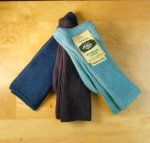 Maggie's Classic Crew 3-Pack NEW Color Combo 98% Organic Cotton
