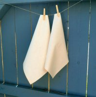 Organic Cotton Regular Flannel HANKIES - Singles