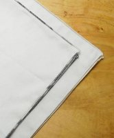 Organic Sateen Lightweight Hankies Set of 2
