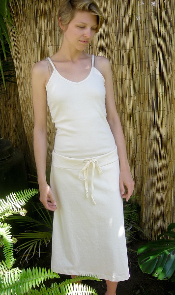 Organic Cotton Skirts & Dresses