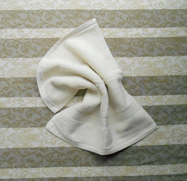 Organic Cotton Wash Cloth - Natural