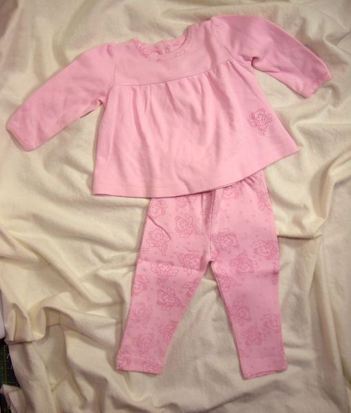 Pink Fairy Swing Top & Pants Set