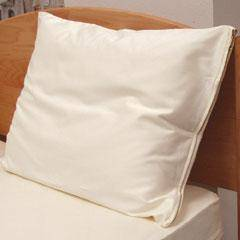 Organic Cotton Pillow Barrier Cover - King
